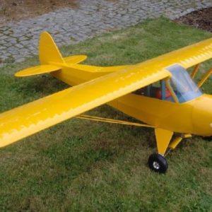 AIRPLANE PIPER PA 18 SUPER CUB (2500 MM) VERSION KIT