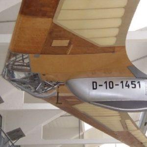 Horten H IV 5000 mm Nurflügel