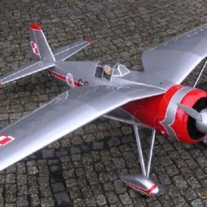 AIRPLANE PZL P-24 (2000 MM) VERSION KIT