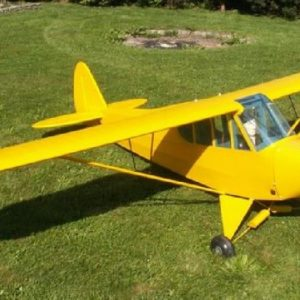 AIRPLANE PIPER PA-18 SUPER CUB (3600 MM) VERSION KIT