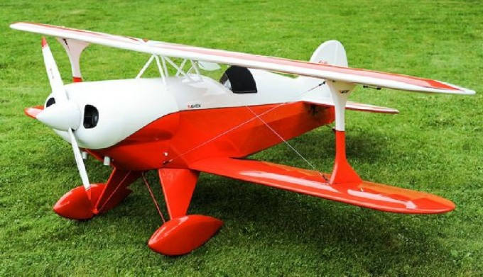 AIRPLANE PITTS SPECIAL (2500 MM ) VERSION KIT