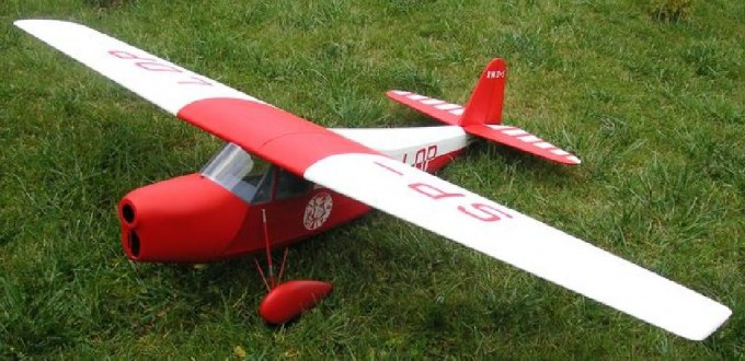 AIRPLANE RWD-5 (2200 MM) VERSION KIT