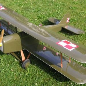 AIRPLANE SE-5A (2000 MM) VERSION KIT