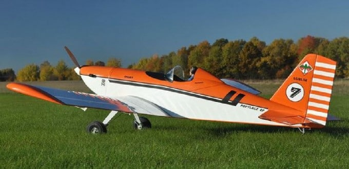 AIRPLANE SPEEDY MAX (2160 MM) VERSION KIT