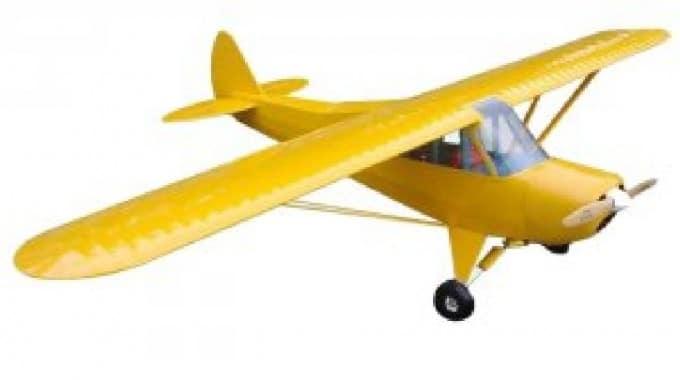 AIRPLANE PIPER PA-18 SUPER CUB (3600 MM) VERSION KIT