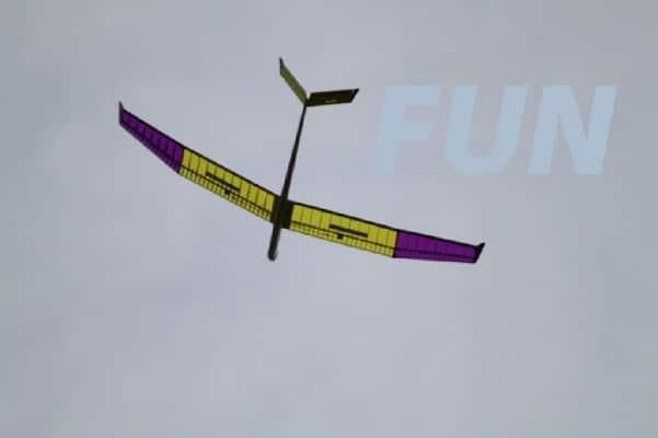 KIOWA E-Segelflugzeug Komplettbaukasten - 2490 mm