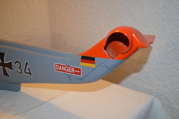 Scale Rumpf Sikorsky H3 Sea King oder S61