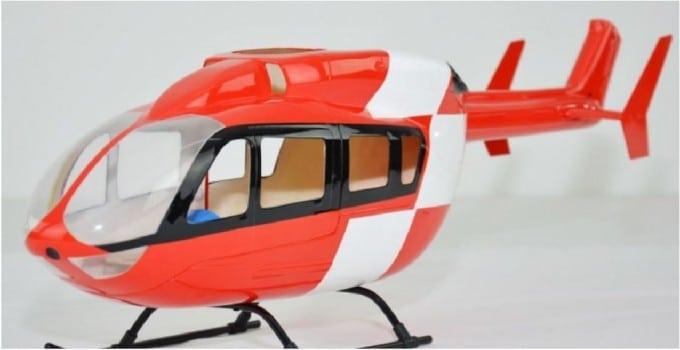 Scale Rumpf Roban Eurocopter EC145