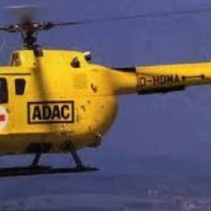 Scale Rumpf Roban  BO105 ADAC