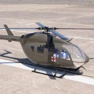 Scale Rumpf Roban UH-72 Lakota