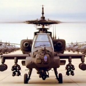 Roban Scale Rumpf Hughes AH-64 Apache