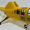 Sikorsky S51 gelb