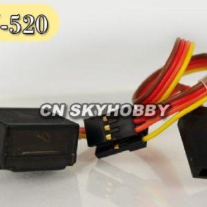 Gyro GY520   PID AVCS Head Lock Gyro Nachbau Cloneprodukt