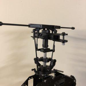 2 Blatt Scale Rotorkopf Bell UH1D T Rex 500