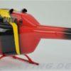 Scale Rumpf Roban Jet Ranger 206 News Sky