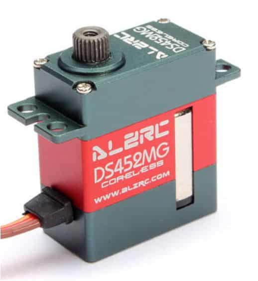 ALZRC Devil 380 420 480 Parts DS452MG 450 CCPM Mini Digital Metal Servo