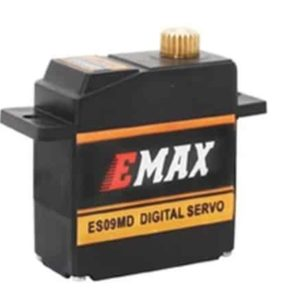 Emax ES09MD Digital Metallgetriebe Mini Servo 15g 0,08s 2,6kg Kugellager ES08MD