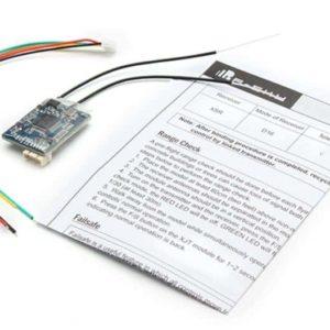 FrSky XSR 2.4GHz 16CH ACCST Empfänger S-Bus CPPM Ausgang