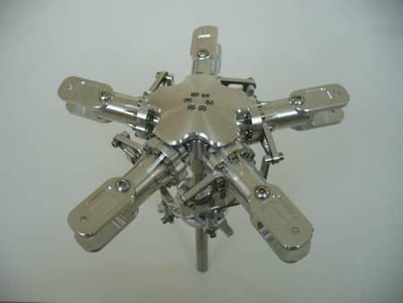 5 Blatt Rotorkopf von GM Heli CZ