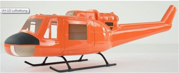 Scale Rumpf Roban Bell UH1 Rescue