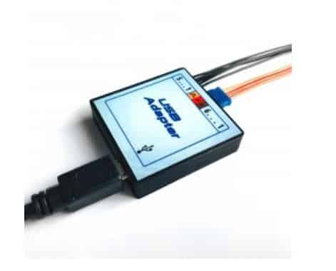 YGE USB Adapter für LVT und HVT Regler/Steller